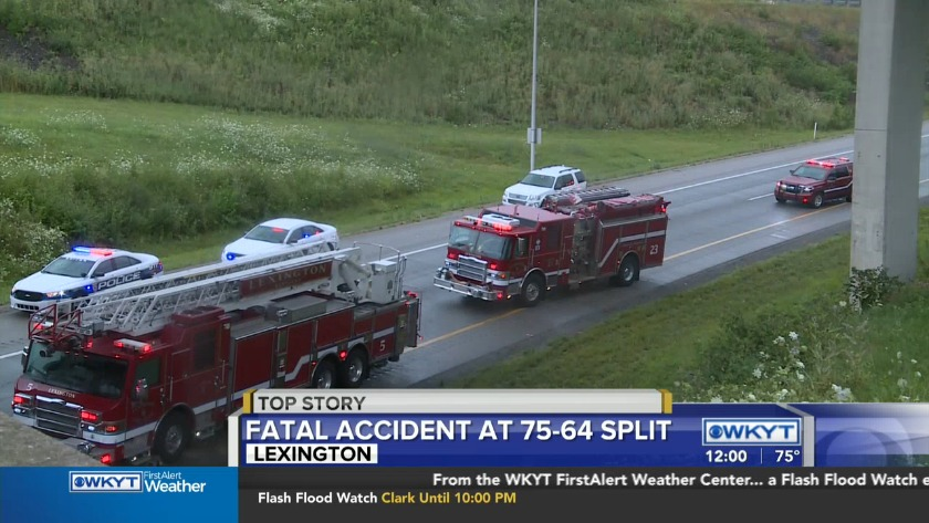 Coroner identifies woman killed in crash on I-75 at I-64