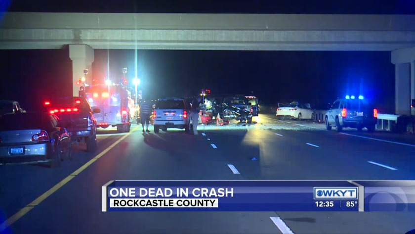 Victim identified in deadly Rockcastle County crash