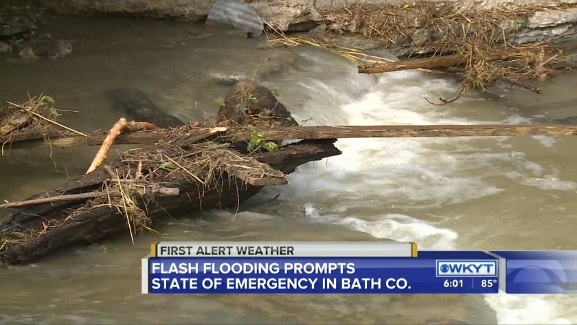 State of emergency possible as flash flooding causes ...