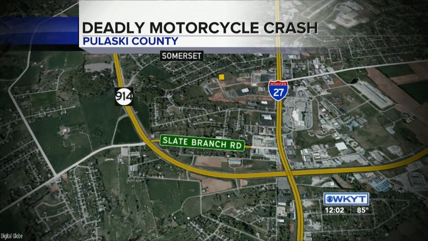 WATCH Sheriff: 1 dead in Pulaski County motorcycle crash