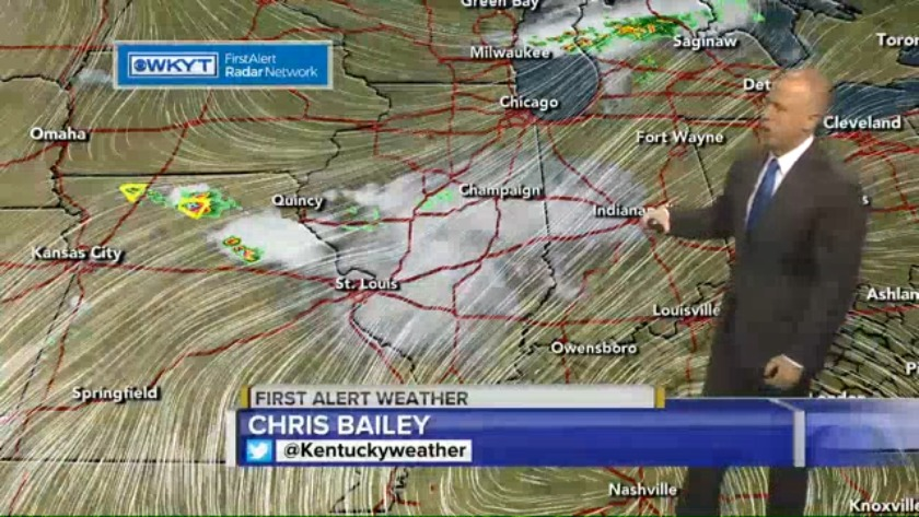 WATCH Chris Bailey's FastCast for Thursday, August 29th