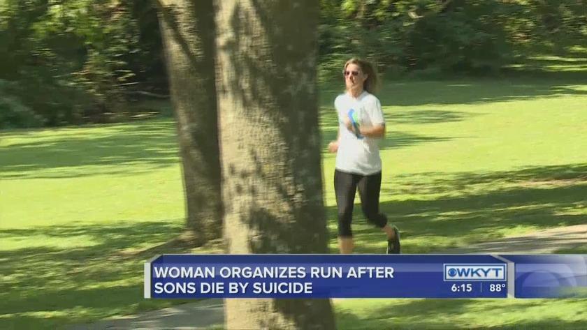 WATCH Versailles community hosts 3K run for suicide prevention