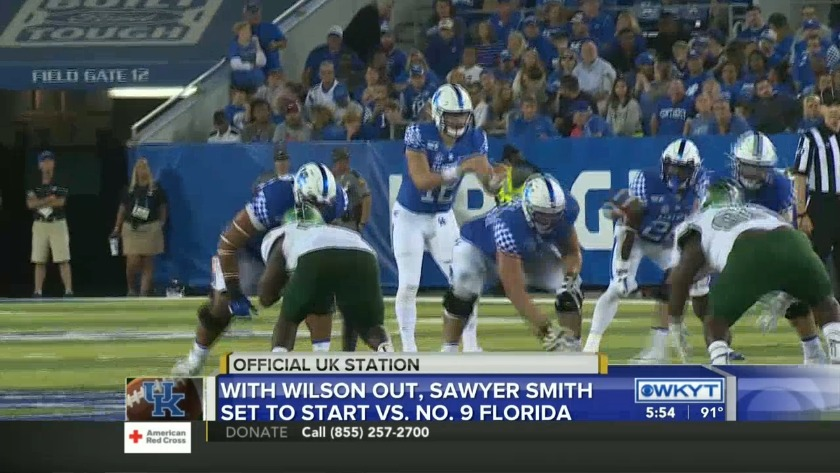 We're confident in him:' Kentucky believes in Sawyer Smith