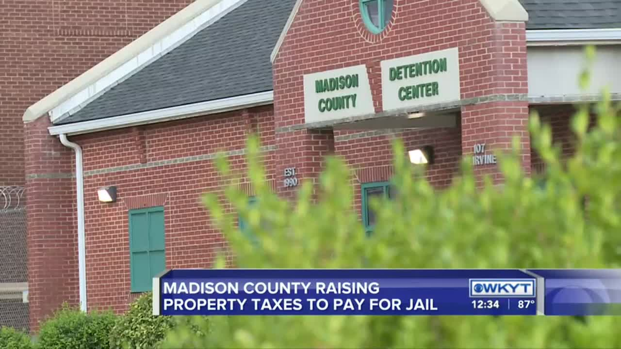 Madison County Fiscal Court votes to raise property tax to