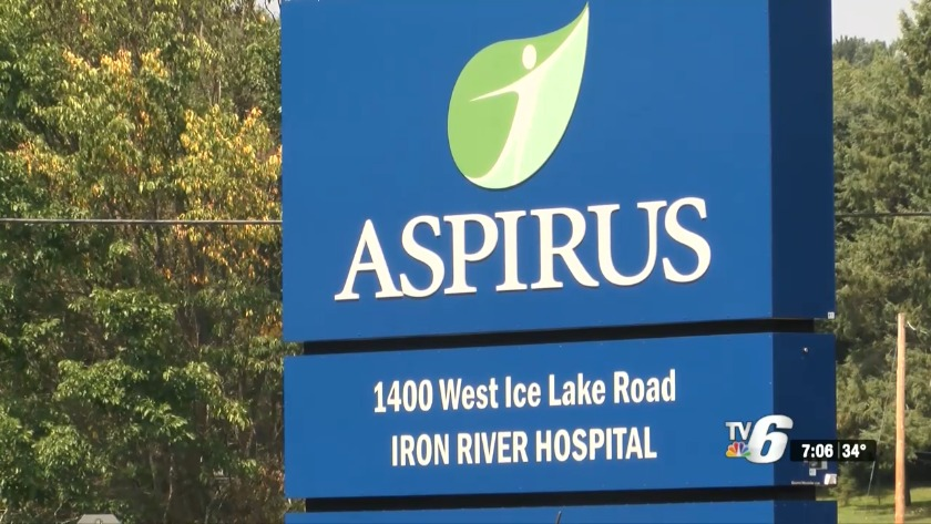 Aspirus Iron River receives $10k donation