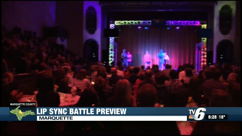 Lip Sync Battle coming up Friday