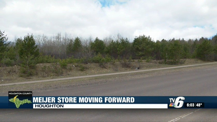 Meijer store plans moving forward in Houghton