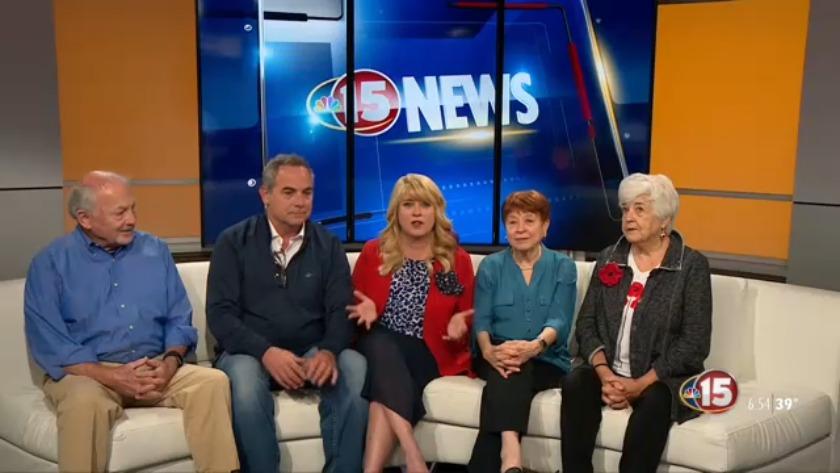 Longtime NBC15 Anchor Christine Bellport announces TV retirement