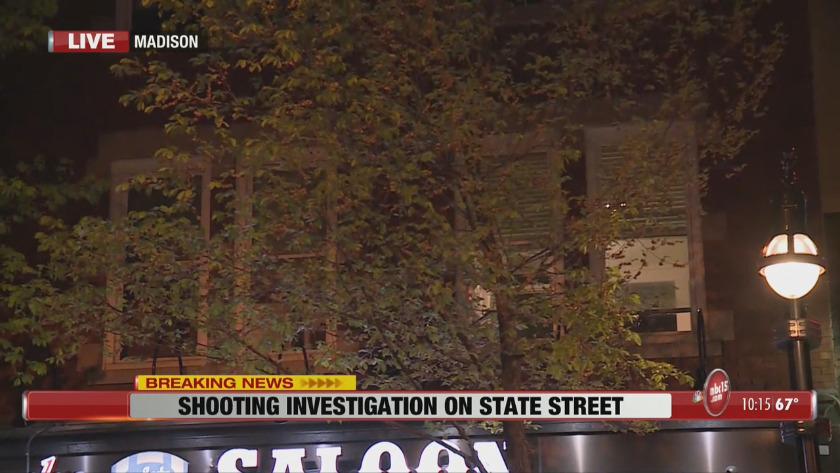 Crash Madison Plan State Street >> Shooting Investigation On State Street