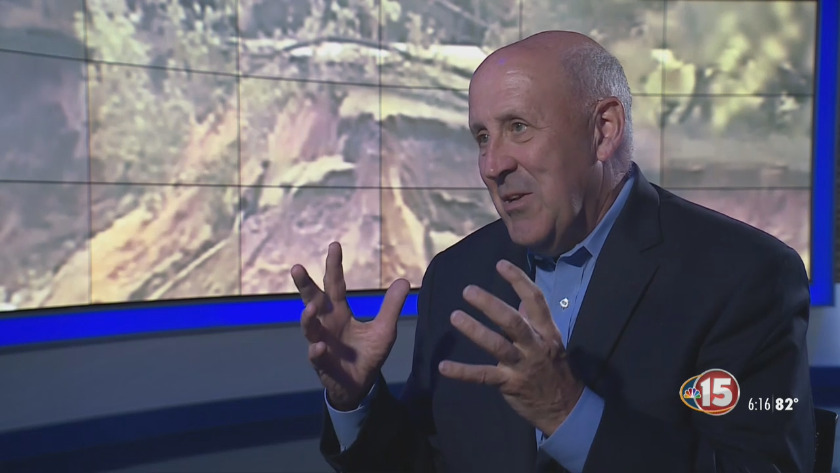 Former Governor Doyle recounts 2008 flooding