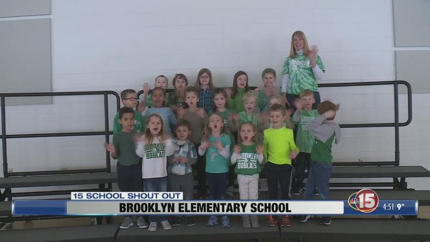 15 SChool Shout Out: Brooklyn Elementary School