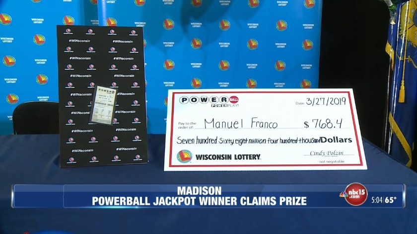 24 Year Old Wisconsin Man Wins Powerball Jackpot