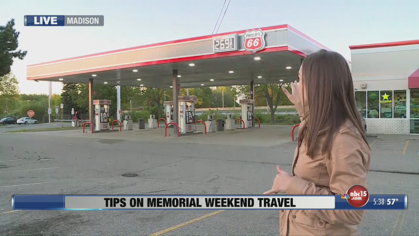 Memorial Weekend travel tips from AAA