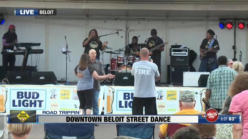 Road Trippin': Downtown Beloit Street Dance kicks off with a