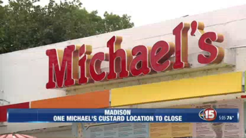 Michael's Frozen Custard to close Monroe St  location after