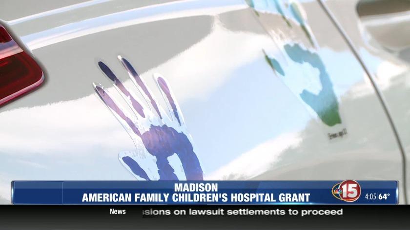 $500K awarded to AmFam Childrens Hospital