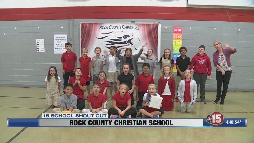 15 School Shout Out Rock County Christian School
