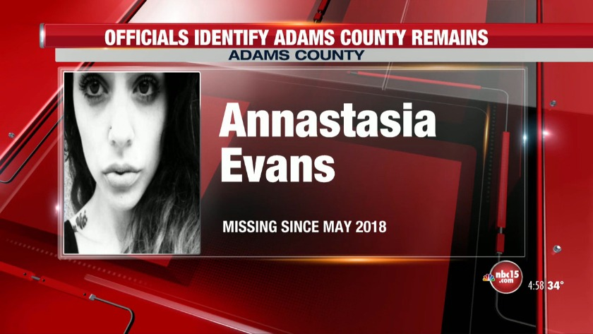 VIDEO: Human remains of missing Dane Co  woman found, last