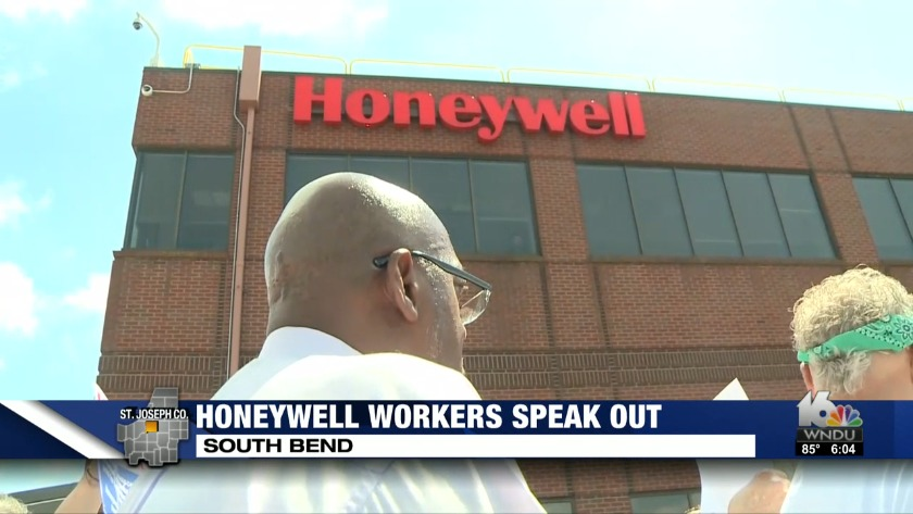 Honeywell retirees speak out about plans for health care