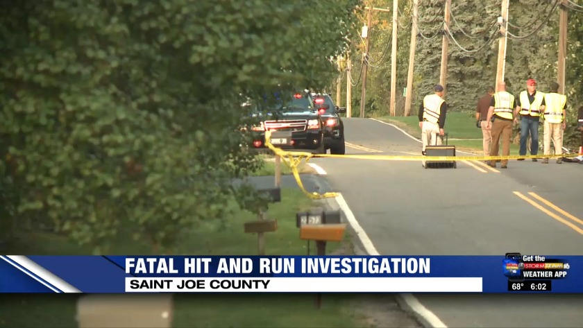 Officials identify bicyclist killed in hit-and-run