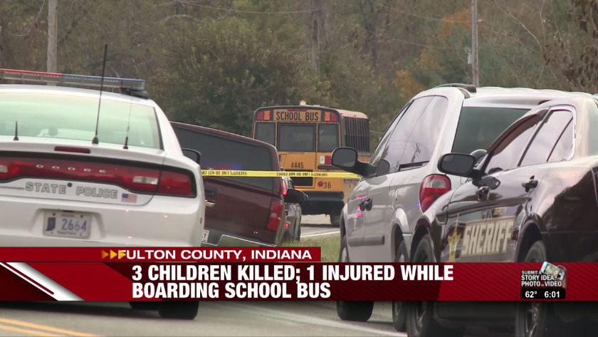 UPDATE: Family of three kids hit & killed in Fulton Co