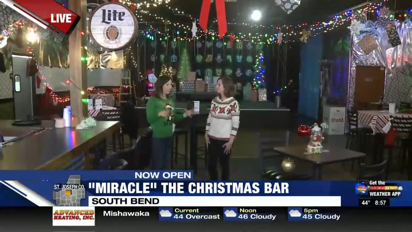christmas themed pop up bar returns to south bend