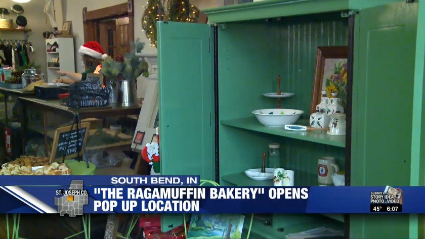 The Ragamuffin Bakery Opens Pop Up In Downtown South Bend