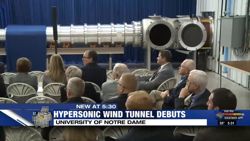 New Notre Dame Wind Tunnel Could Revolutionize Flying National Defense