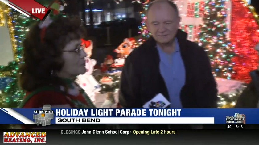 Dtsb To Host 2nd Annual Light Parade