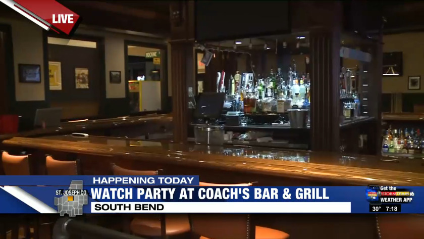 Kelly Swinney Discuss Last Minute Preparations For Cotton Bowl