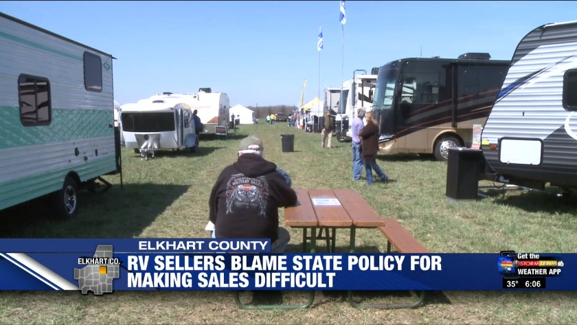 Michiana RV dealers seek sales tax help