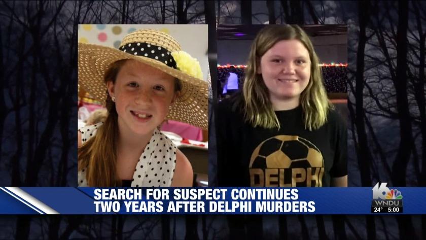 Delphi double-murder case offers $225,000 reward