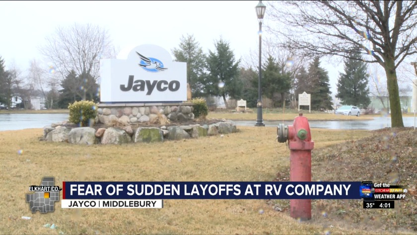Former Jayco employee speaks out about potential layoffs