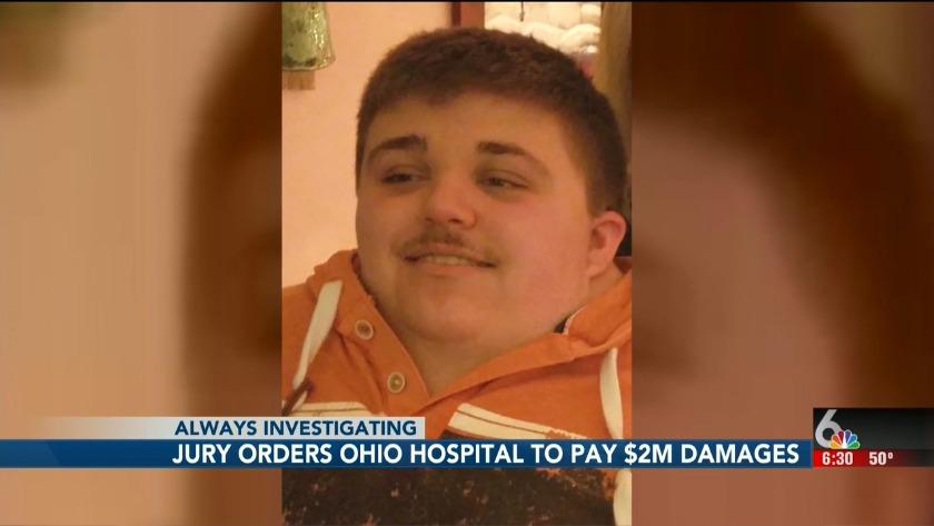 Children's Hospital president named in 528 lawsuits in Ohio