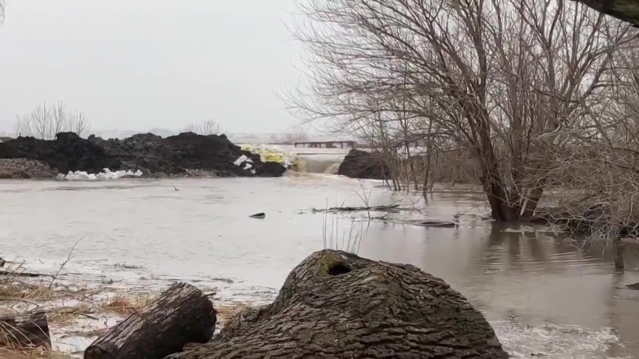 Craig, Missouri levee breach