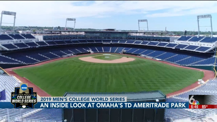 CWS 2019: A look inside TD Ameritrade Park