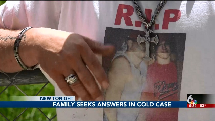 A year later, family seeks answers in shooting death cold case