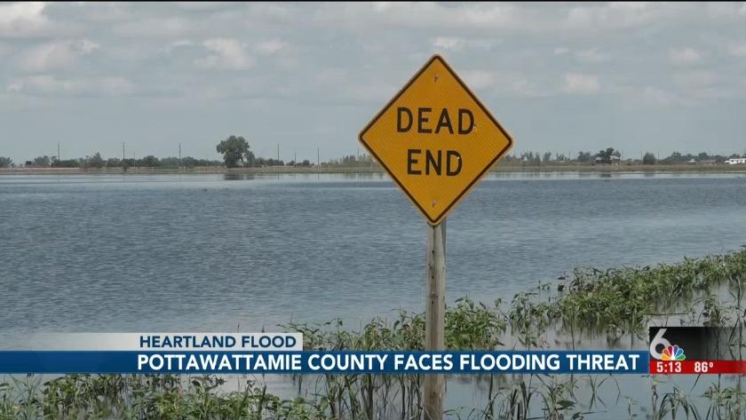 HEARTLAND FLOOD: New round of potential flooding threatens northwest