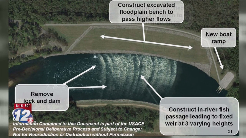 Update Augusta Commissioners Pass Whitewater Design