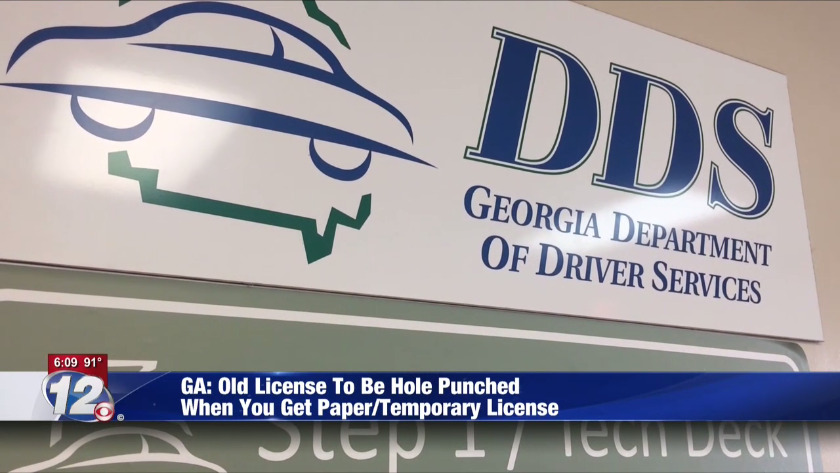 drivers license department augusta ga