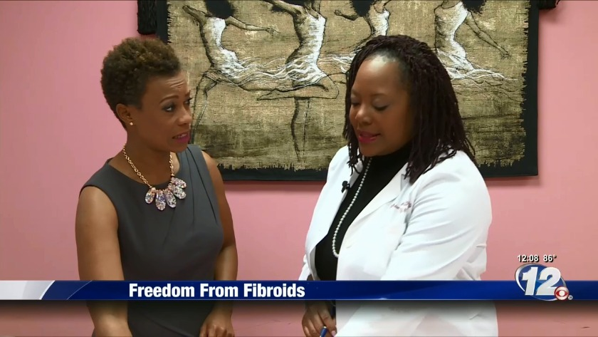 dating with fibroids