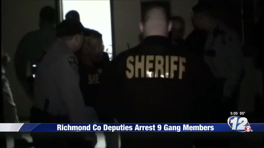 Shootings decrease after arrest of SMM gang, Sheriff continues efforts