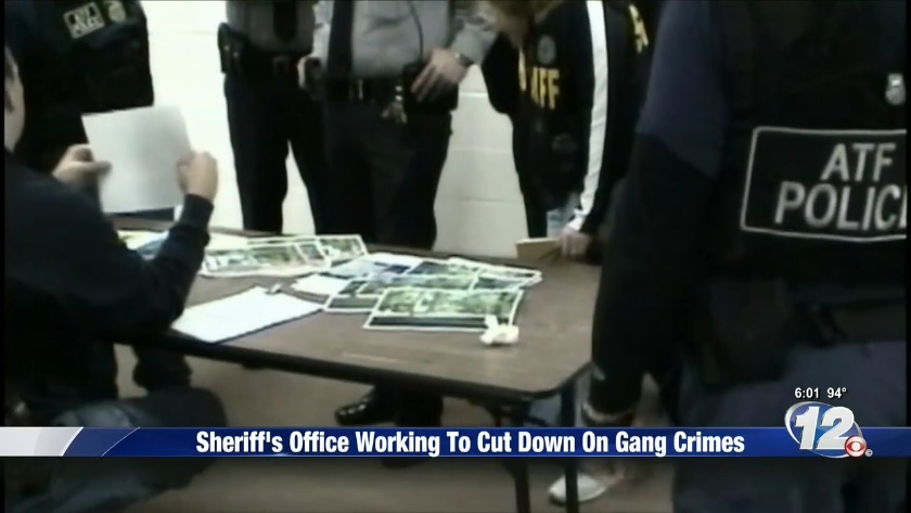 Shootings decrease after arrest of SMM gang, Sheriff