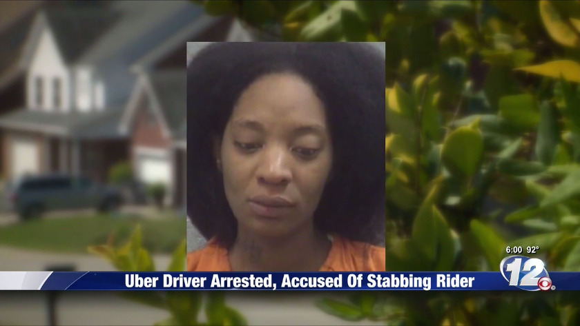 update witness of uber driver attack claims suspect was lost angry