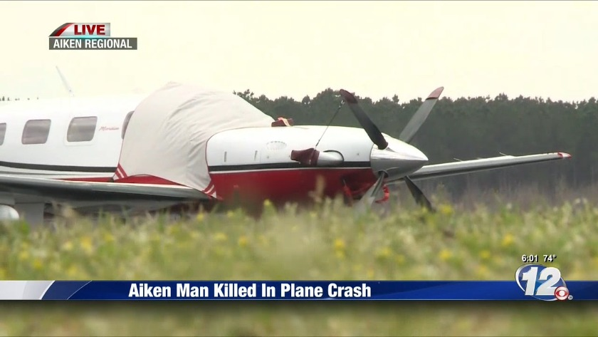 Officials: Pilot from Aiken killed in crash in NC mountains
