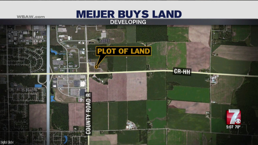 Meijer Store Coming To Stevens Point
