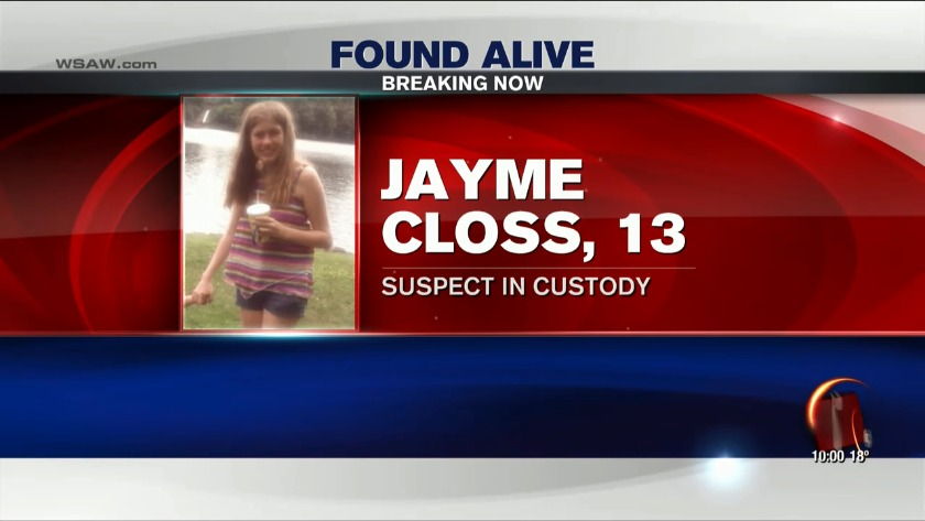 Sheriff: Suspect used shotgun to kill Closs parents, kidnap Jayme