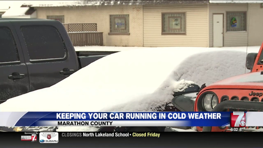 How to keep your car running in brutally cold weather