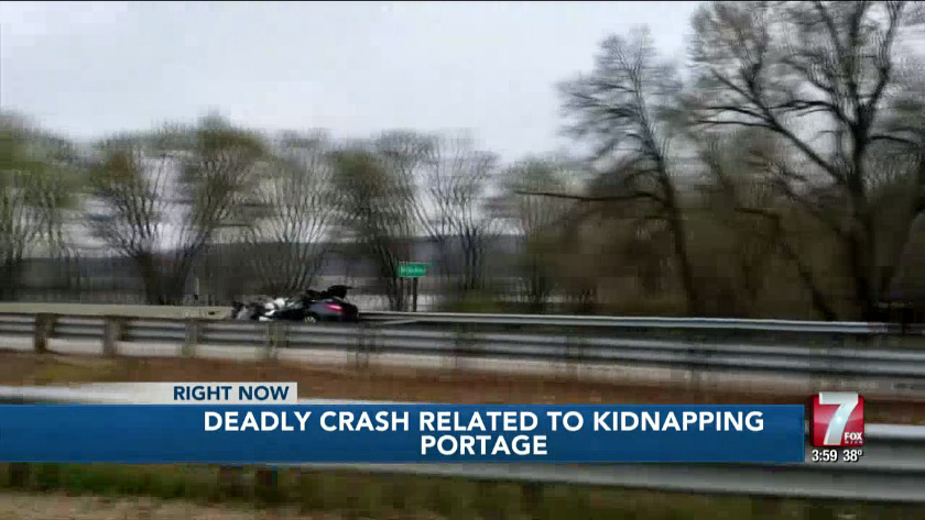 Kidnapping suspect killed in Columbia Co  crash identified