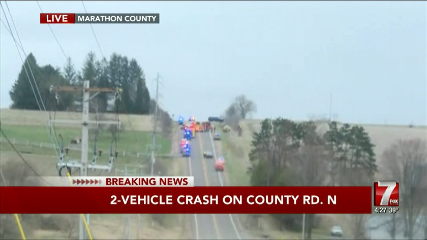 UPDATE: Cause of deadly Town of Wausau crash released